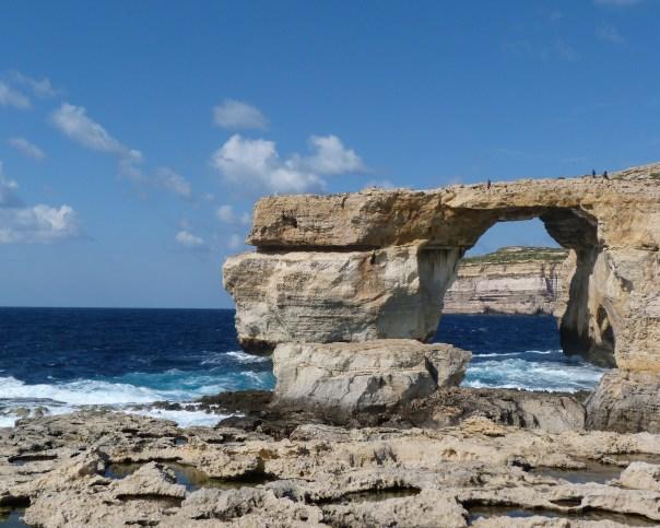 Isla Gozo (Malta) La ventana azul