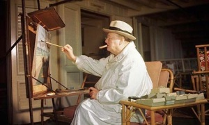 Churchill21 -painting-at-the-Easel[1]