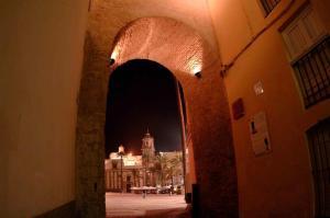 Arcos-de-la-Rosa-en-el-barrio-del-Pópulo-de-Cádiz