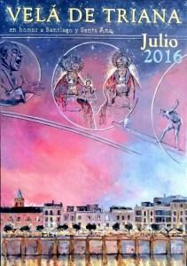 2016 Velá de Santiago y Santa Ana - Agustín Martín de Soto